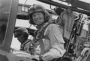 Bill Bedell, test pilot