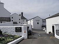 Bowmore Distillery, Islay, Scotland