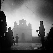 Guatemala in Black and White