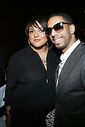 l to r: Marsha Ambrosious and Ryan Leslie at The 3rd Annual Black Girls Rock Awards held at the Rose Building at Lincoln Center in New York City on November 2, 2008..BLACK GIRLS ROCK! Inc. is a 501 (c)(3) nonprofit, youth empowerment mentoring organization established for young women of color.  Proceeds from ticket sales will benefit BLACK GIRLS ROCK! Inc.?s mission to empower young women of color via the arts.  All contributions are tax deductible to the extent allowed by