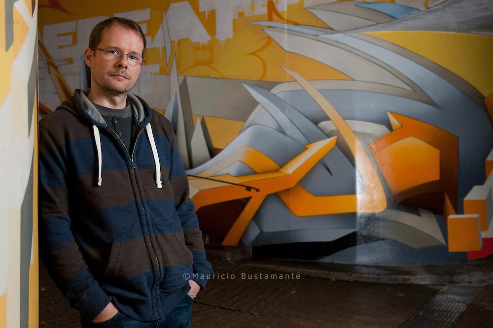 """Künstler Mirko Reisser, """"DAIM"""""""