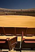 Sevilla bull fighting arena photo Piotr Gesicki