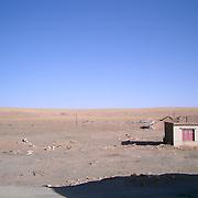 Qinghai desert