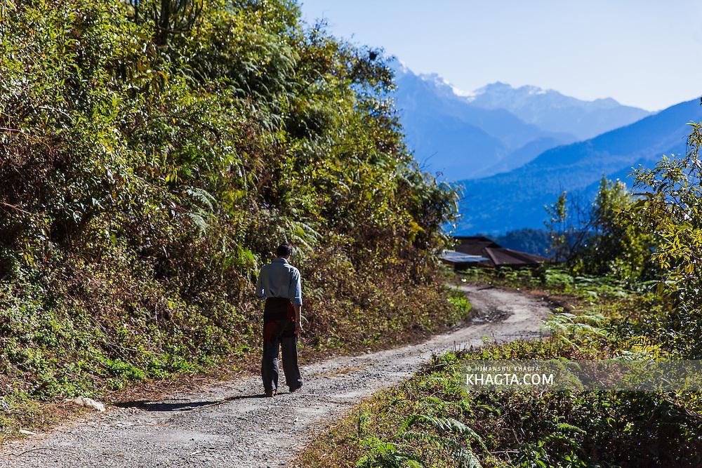 Roing, Arunachal Pradesh, India