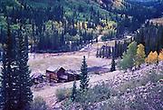Chalk Creek, Colorado