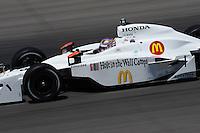 Graham Rahal, Iowa Corn Indy 250, Iowa Speedway, Newton, IA USA 22/6/08,