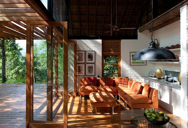 Guava house sebastian posingis for Architecture design house in sri lanka