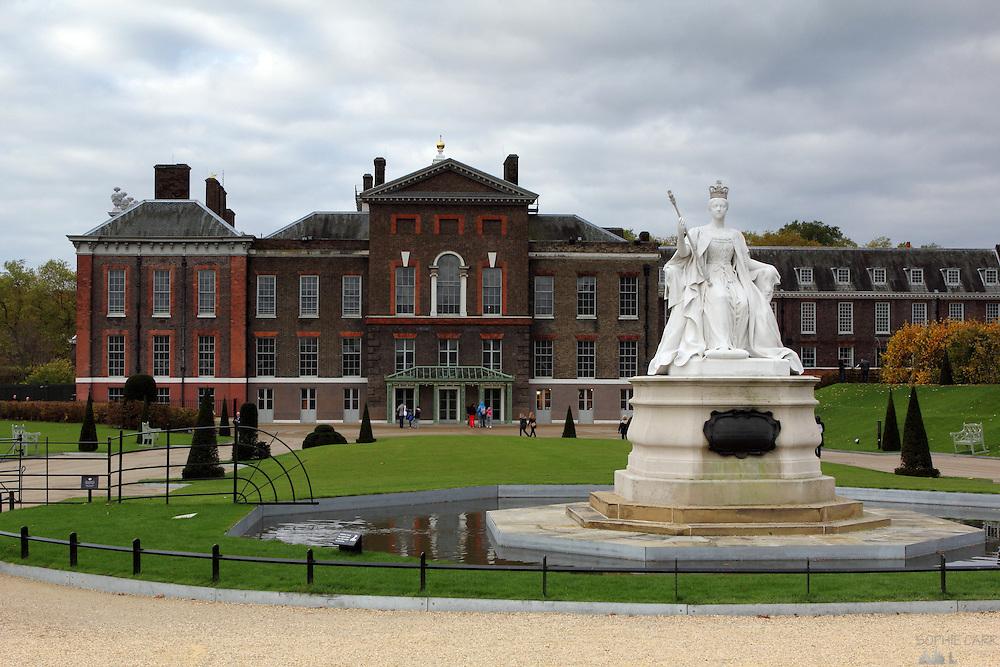 Kensington Palace, Kensington Gardens, London