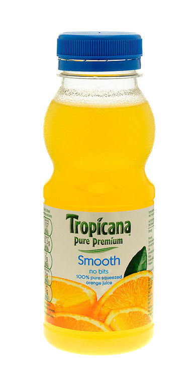 Tropicana Fresh Orange Juice