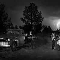 The Lost Highway/ Dry Lightning<br /> <br /> Bend,Oregon, USA,2014