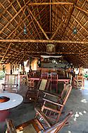 Palenque at Vegas Robaina, San Luis, Pinar del Rio, Cuba.