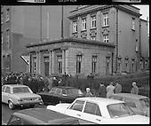 1970 - Bank Raid at Arran Quay, Dublin, Ireland.