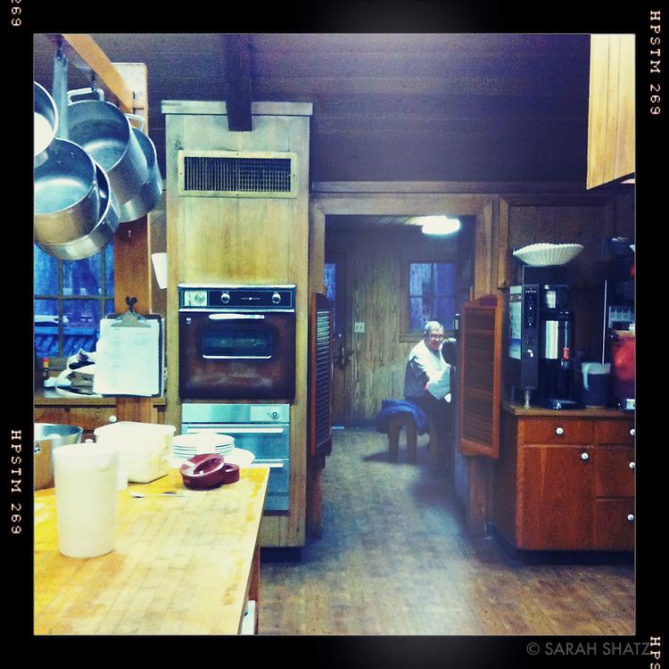 Kitchen, Cabin Bluff
