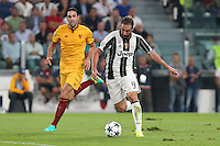 14.09.2016 - Champions League - Juventus-Siviglia - nella foto : Gonzalo Higuain - Juventus