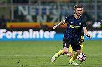 30.04.2017 - Milano - Serie A 2016/17 - 34a giornata  -  Inter-Napoli nella  foto: Roberto Gagliardini