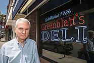 Jeff Kavin, owner of Greenblatt's Delicatessen