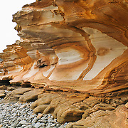 AUSTRALIA, TASMANIA: Cradle Mt Wilderness, Painted Cliffs, Freycinet, Karst caves
