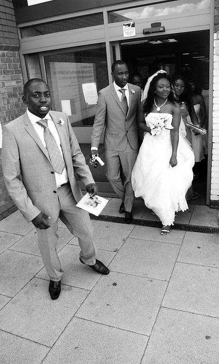 The Wedding Exit