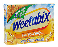 Box of Weetabix Breakfast Cereal - Jan 2015