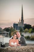 Stephanie & Wayne's Cambridge Mill wedding