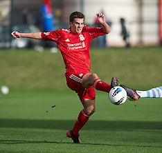 120121 Liverpool U18 v Man City U18