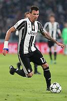 07.12.2016 - Torino - Champions League  -  Juventus-Dinamo Zagabria nella  foto:  Mario Mandzukic - Juventus