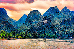 Li River or Lijiang is a river in Guangxi Zhuang China