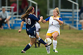 Brookdale CC Women's Soccer at Rowan College of Gloucester County  - 24 September 2016
