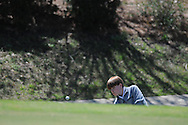 Oxford High's Ward Toler in a high school golf tournament at Country Club of Oxford in Oxford, Miss. on Tuesday, April 5, 2011.