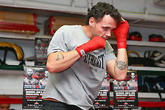 May 19, 2015: Daniel Geale Workout
