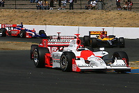 Helio Castroneves, Indy Grand Prix of Sonoma, Infineon Raceway, Sonoma, CA USA, 8/27/2006