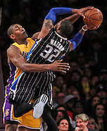 Basketball: 20160308 Lakers vs Magic