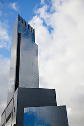 The Time Warner Building in New York City