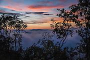 El CALVARIO, MEXICO - AUGUST 5, 2015: Landscape of the sunrise during the way to the community of El Calvario, Mexico.  Rodrigo Cruz for The New York Times