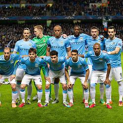 140218 Man City v Barcelona
