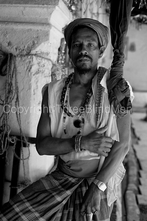 Darga shrine in Nagore. South India.