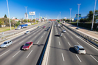 AUTOPISTA GENERAL PAZ, CIUDAD DE BUENOS AIRES, ARGENTINA (PHOTO © MARCO GUOLI - ALL RIGHTS RESERVED)