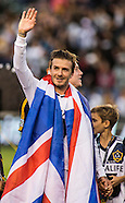 Soccer: David Beckham's Farewell Game
