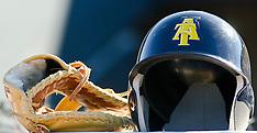 2012 NC A&T Various Baseball Season Team Shots