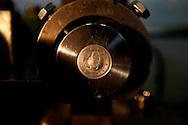 """PMM290109#Portuguese Mint """"Casa da Moeda Lisbon"""" - minting coins process."""