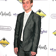 "Devon Gearhart arrives on the red carpet at ""A Stellar Night"" hosted by ""Starlight Children's Foundation"" who are brightening the lives of seriously and terminally ill children in order to take their minds off the pain, fear and isolation of their illness. The Gala benefit was held at the Century Plaza Hyatt Hotel in Century City Ca. Saturday March 26, 2011. Photo by Peter Switzer"