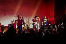 La Santa Cecilia Performs at Hollywood Forever