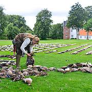 Nakkebølle Gods; Fyn, Denmark.