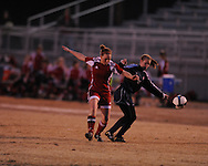Lafayette High vs. Lewisburg girls soccer at LHS in Oxford, Miss. on Tuesday, January 19, 2010