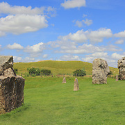 Neolithic Stones And Markers - Avebury, UK