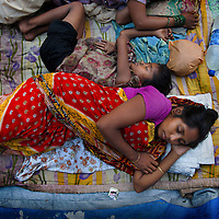 Millions of people live on the streets in India without any access to clean and potable water.