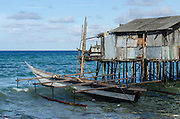 Local Houses<br /> Biak Island<br /> West Papua<br /> Indonesia