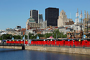 Old Montreal, Montreal, Quebec, Canada