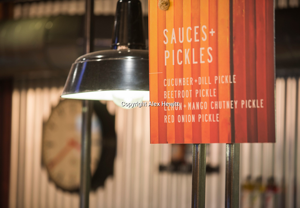 Brucks Cafe at the Kings Buildings Campus of the University of Edinburgh.<br /> <br /> Photographed for 442 Design promotional material.<br /> <br /> picture by Alex Hewitt<br /> alex.hewitt@gmail.com<br /> 07789 871 540