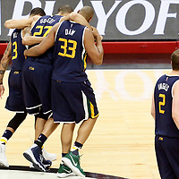 04-15 JAZZ AT LA CLIPPERS